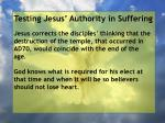 testing jesus authority in suffering7