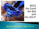 bugs the good the bad and the ugly