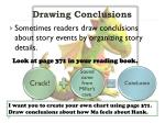 drawing conclusions1