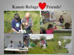 kanuti refuge friends