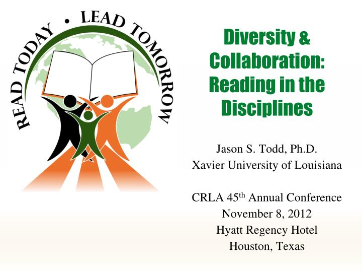 diversity collaboration reading in the disciplines n.