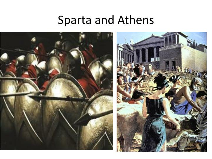 sparta and athens n.