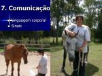 7 comunica o