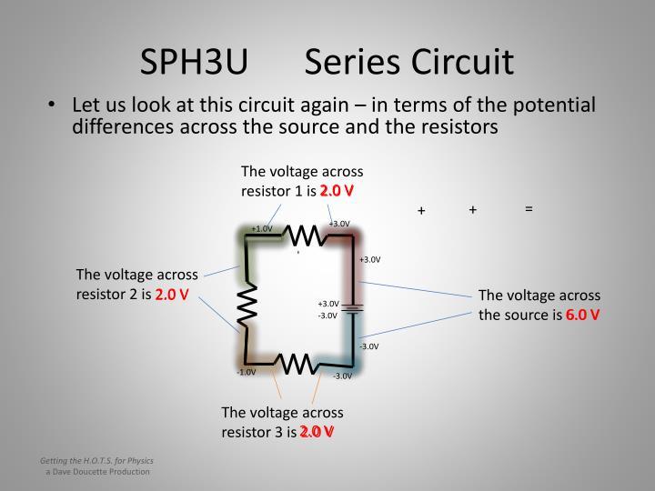 PPT - SPH3U Simple Circuit PowerPoint Presentation - ID:2113909