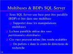 multibases bdps sql server