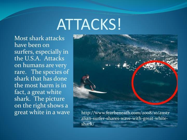 ATTACKS!