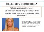 celebrity homophobia1
