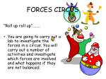 forces circus