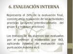 6 evaluaci n interna