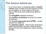 the science behind sex