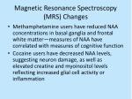 magnetic resonance spectroscopy mrs changes1