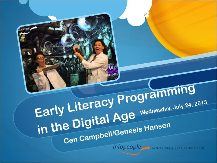 early literacy programming in the digital age n.