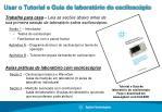 usar o tutorial e guia de laborat rio do oscilosc pio