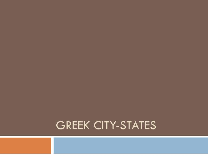 greek city states n.