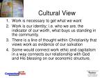 cultural view4