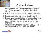 cultural view9
