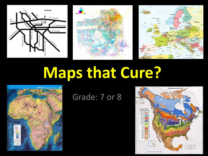 maps that cure n.