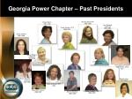 georgia power chapter past presidents