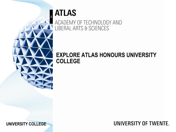 explore atlas honours university college n.