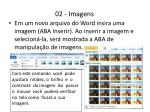 02 imagens