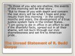 the unread statement of r budd dwyer1
