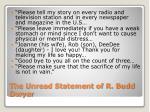 the unread statement of r budd dwyer2