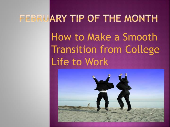 february tip of the month n.