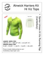 alnwick harriers kit hi viz tops1