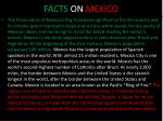 facts on mexico