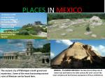 places in mexico