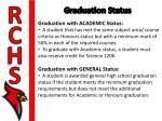 graduation status1