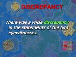 discrepancy1