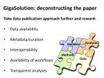 gigasolution deconstructing the paper