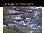 l immigration clandestine4