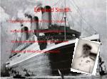 edward smith