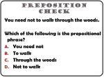 preposition check2