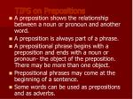tips on prepositions