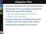 adoption plan