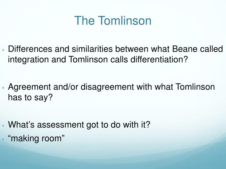 The Tomlinson