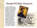 george mcclellan democrat