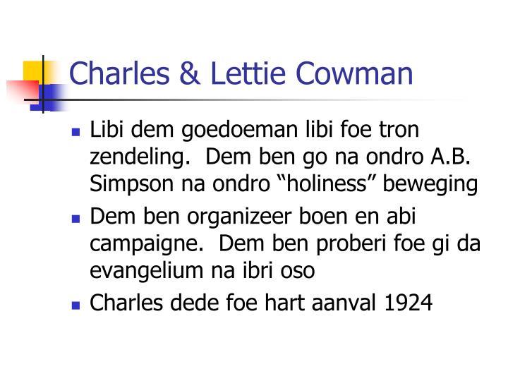 Charles &