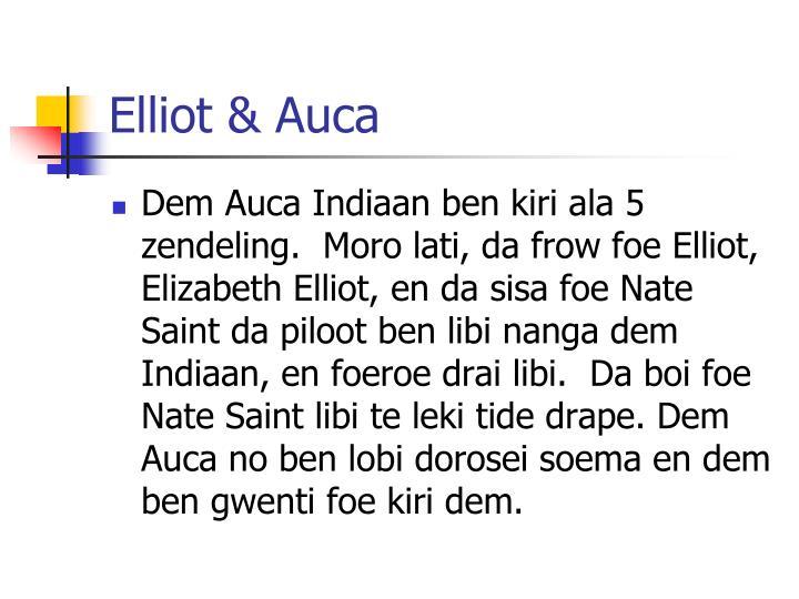 Elliot &