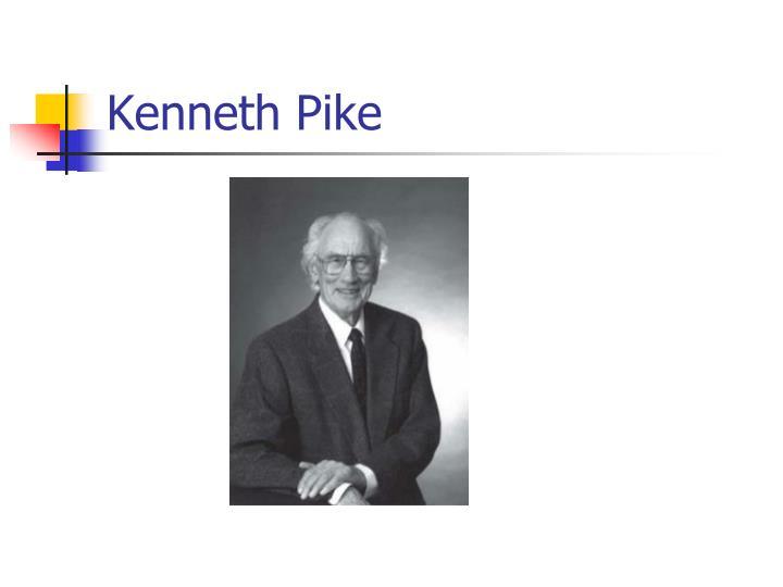 Kenneth Pike