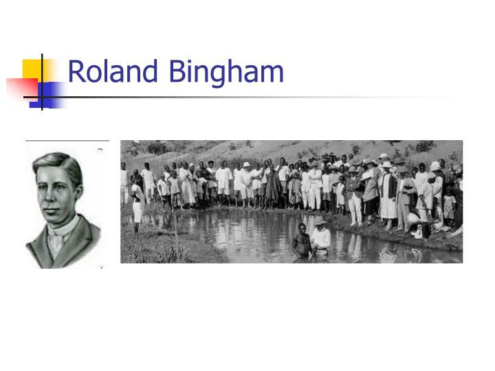 Roland Bingham