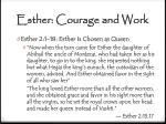 esther courage and work4