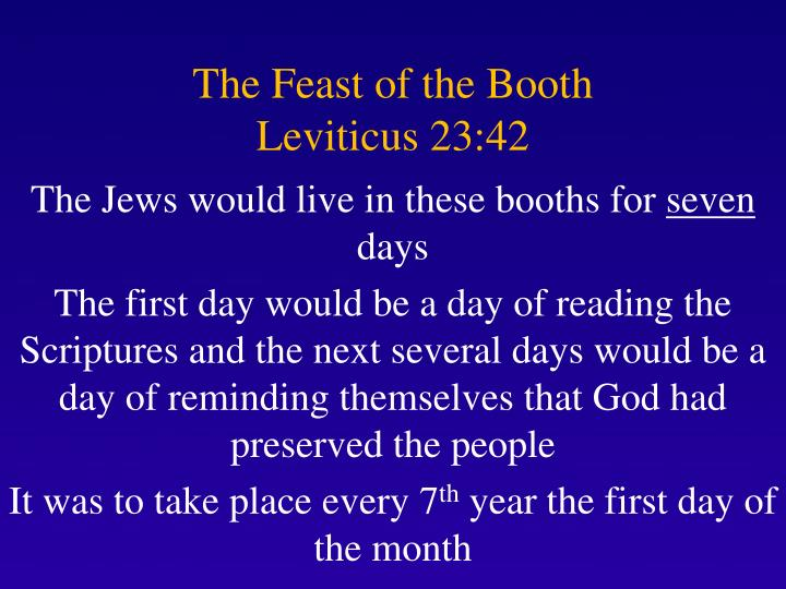 The Feast of the