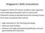 singapore s skills innovations
