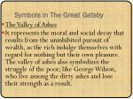 symbols in the great gatsby1