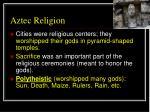 aztec religion1