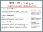 sound dialogue2